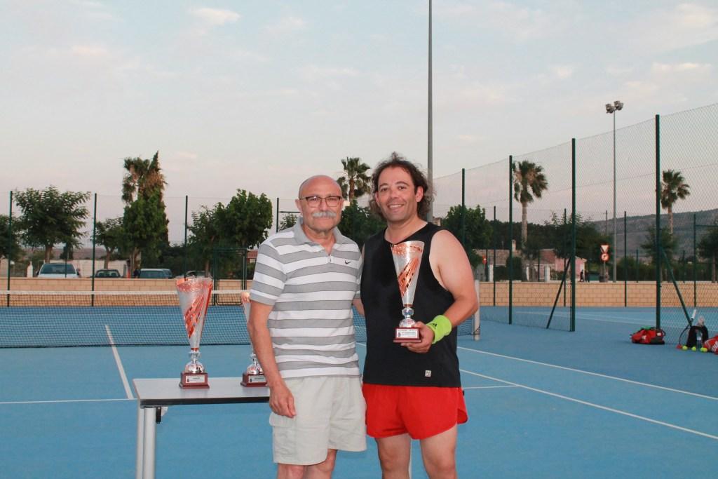 XXXIV Liga Local de Tenis 2017 - 2018 2