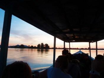 Laos, arrivée à Don Det
