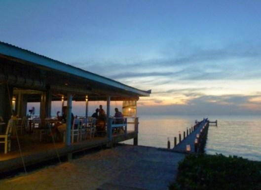 The Beach House, Hôtel restaurant