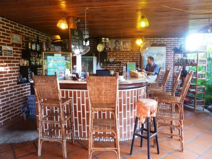 Le REGA KEP un hôtel charmant à Kep