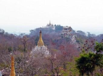 pagodes sagaing