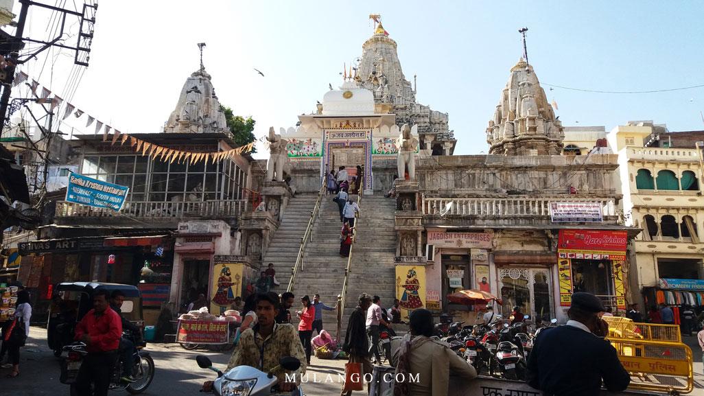 Udaipur Inde, Temple Jagdish