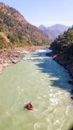 Rishikesh, le Gange