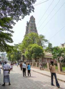 Gopuram de Madurai