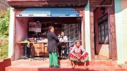 Vie de rue à Bandipur