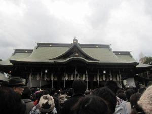 初詣 福岡 縁結び