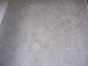 網戸 掃除 片面
