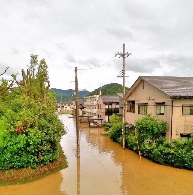 水害時の衛生対策