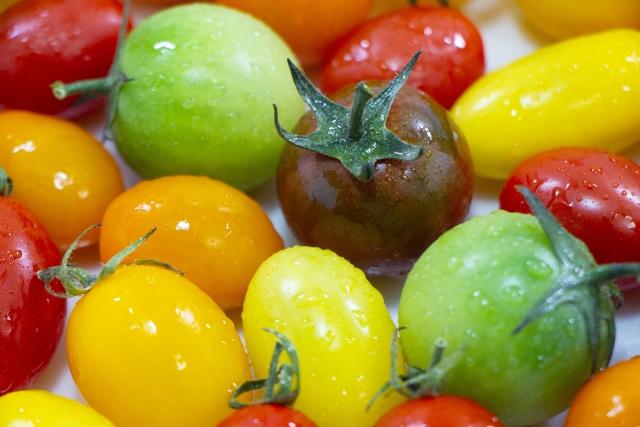 トマト色 栄養