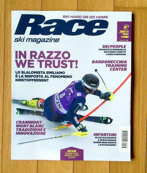 Race ski magazine 138