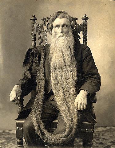 long long beard