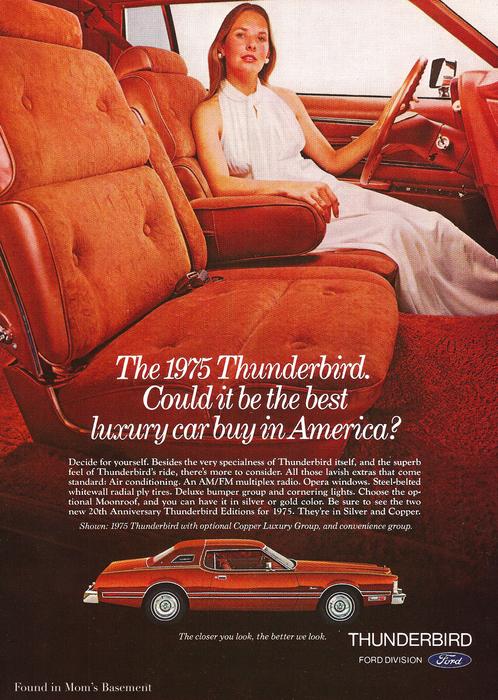 1975 thunderbird