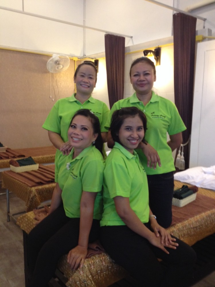MULBERRY MASSAGE TEAM