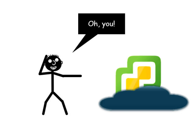 VMware can be funny sometimes… – mulcas