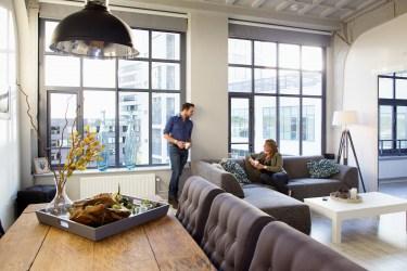 Nedinsco interieur loftwoning | Zebra Fotostudios