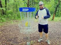 Alex Phelps * Hole 5 * 4/22/2017