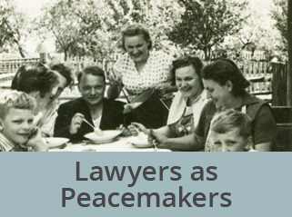Lawyers-as-Peacemakers