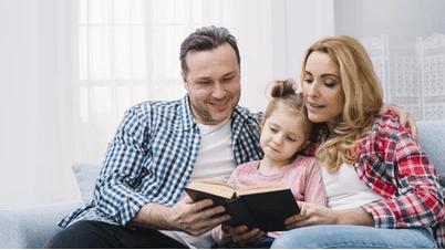 Saiba quais são os benefícios da leitura na infância