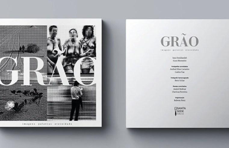 Livro Grão – imagens, palavras e eternidade