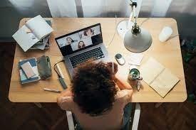 Trabalhadores contratados via home-office
