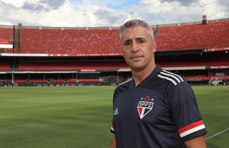 O bom momento do São Paulo e o trabalho de Hernán Crespo