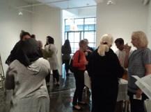 Evento na AIR Gallery