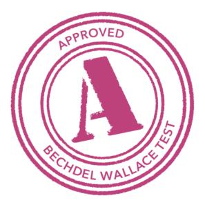 O selo criado por Ellen Tejle