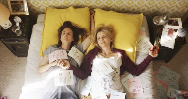 """Camille Cottin e Juliette Binoche em cena de """"Tal Mãe, Tal Filha"""""""
