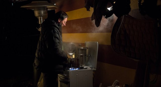 """O pai de Beatrice Segolini em cena de """"As Boas Intenções"""" - Foto: Divulgação"""
