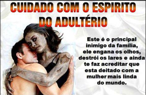 Consequências do adultério