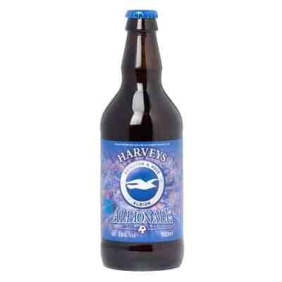 harvey's albion ale