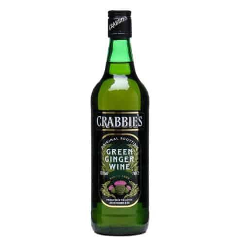 crabbies green ginger wine