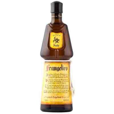 frangelico hazelnut liquer