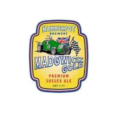 Hammerpot Brewery - Madgwick Gold