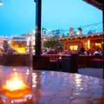 Outdoor Dining At Mulino