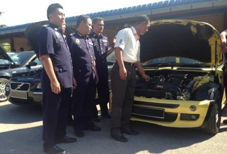 Pengklonan kereta juga dilakukan oleh mereka yang melakukan kesalahan trafik dan enggan membayar saman.