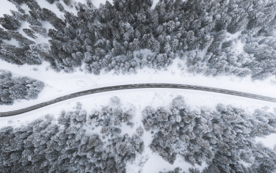 Aerial Photography in the Winter