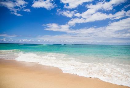 تفسير حلم المشي على رمال الشاطئ