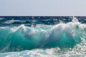 تفسير حلم امواج البحر المرتفعه