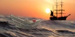 رؤية البحر الهائج في المنام