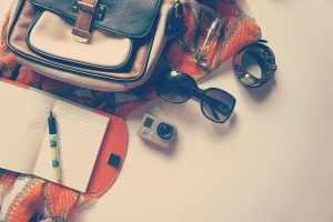 حقيبة السفر في المنام للعزباء