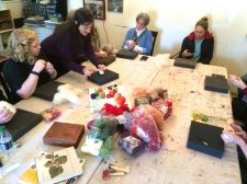 Needle Felting with Donna