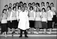 Pionjärerna, de första som började arbeta med CP-skadade barn i Sverige på 1950-talet, mina änglar.