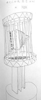 Tivoli schets