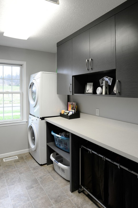 Mullet Cabinet Euro Style Laundry Room