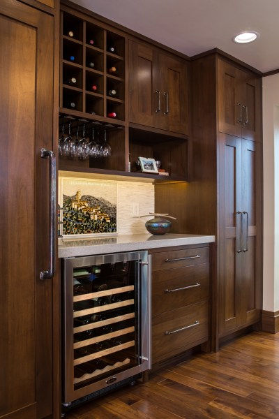 Mullet Cabinet — Countryside Transitional Kitchen with a ...