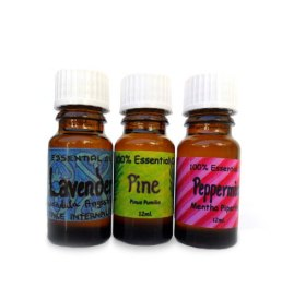 100 Percent Pure Essential Oils