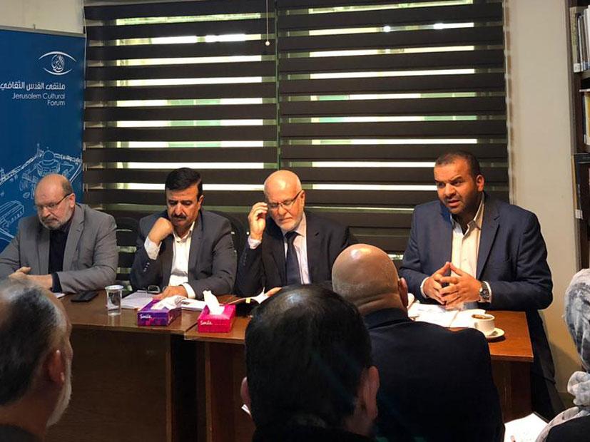 هيئة إدارية جديدة برئاسة البزور