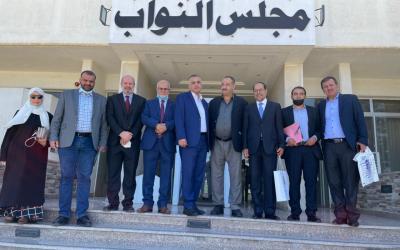 البزور : الوصاية الأردنية على الأقصى أساس لحماية المسجد