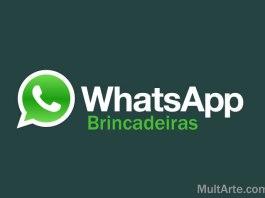 Brincadeiras para o Whatsapp